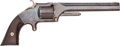Handguns:Single Action Revolver, Smith & Wesson Number 2 Army Single Action Revolver....