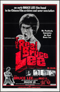 "Movie Posters:Action, The Real Bruce Lee & Other Lot (Cinematic, 1979). One Sheets(2) (27"" X 41""). Action.. ... (Total: 2 Items)"