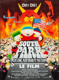 """Movie Posters:Animation, South Park: Bigger, Longer & Uncut & Others Lot (Paramount, 1999). French Grande (45.5"""" X 61.5"""") & One Sheets (2) (27"""" X 41""""... (Total: 4 Items)"""