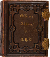 4th Regiment New Hampshire Volunteers: Carte-de-Visite Album