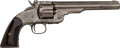 Handguns:Single Action Revolver, Smith & Wesson U.S. Cavalry Issue Schofield Second Model SingleAction Revolver with Letter....