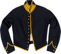 Militaria:Uniforms, Civil War Union Cavalry Enlisted Mans' Shell Jacket....