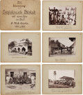 Militaria:Ephemera, German East African Blockade of 1888-1890 Photo Archive....