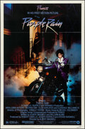 """Movie Posters:Rock and Roll, Purple Rain (Warner Brothers, 1984). One Sheet (27"""" X 41""""). Rockand Roll.. ..."""
