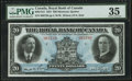 Canadian Currency: , Montreal, PQ- The Royal Bank of Canada $20 Jan. 3, 1927 Ch. # 630-14-12.. ...