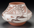 American Indian Art:Pottery, A Hopi Polychrome Jar. Les Namingha. c. 1998...