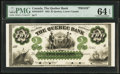 Canadian Currency: , Quebec, LC- The Quebec Bank $2 Jan. 2, 1863 Ch. # 620-34-04FP Face Proof. ...