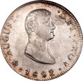 Mexico, Mexico: Augustin I Iturbide 8 Reales 1822 MS62 NGC,...