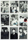 Memorabilia:Trading Cards, Beatles Trading Cards Group of 99 (Topps, 1960s) Condition: AverageVG.... (Total: 99 Items)