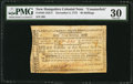 Colonial Notes:New Hampshire, Counterfeit New Hampshire November 3, 1775 40s PMG Very Fine 30.....