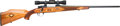 Long Guns:Bolt Action, Belgian H. Dumoulin Bolt Action Rifle with Telescopic Sight....