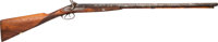 Hudson's Bay Company The Imperial No. 3 Double Barrel Hammer Shotgun