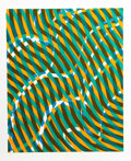 Prints, Stanley William Hayter (British, 1901-1988). Untitled 1-4, from the Aquarius Suite (four works), 1970. Screenprint in co... (Total: 4 Items)