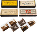 Photography:Stereo Cards, World War I: Approximately Sixty-Eight Stereoscopic Glass Slides in Four Sets, all Published in France. ...