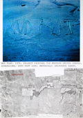 Fine Art - Work on Paper:Print, Dennis Oppenheim (American, 1938-2011). Mud Flat, 1977. Lithograph in colors. 41 x 29 inches (104.1 x 73.7 cm). Ed. 33/1...