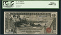 Large Size:Silver Certificates, Fr. 225 $1 1896 Silver Certificate PCGS Gem New 66PPQ.. ...