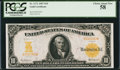 Large Size:Gold Certificates, Fr. 1171 $10 1907 Gold Certificate PCGS Choice About New 58.. ...