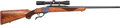 Long Guns:Single Shot, Sporterized Ruger No. 1 Single Shot Rifle with Telescopic Sight....