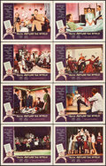 """Movie Posters:Rock and Roll, Rock Around the World & Other Lot (American International, 1957). Lobby Card Set of 8, Lobby Card Set of 4 (11"""" X 14"""") & Min... (Total: 16 Items)"""