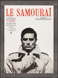 "Movie Posters:Foreign, Le Samouraï (S.N. Prodis, 1967). French Grande (46"" X 62""). Foreign.. ..."