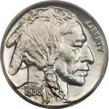 Proof Buffalo Nickels, 1936 5C Type Two -- Brilliant Finish PR67 PCGS. CAC....