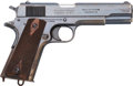 Handguns:Semiautomatic Pistol, Colt Government Model Presentation Semi-Automatic Pistol....