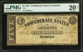 Confederate Notes:1861 Issues, T12 $5 1861 PF-1 Cr. 49.. ...