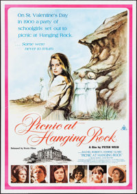 """Picnic at Hanging Rock & Others Lot (Ronin, 1975). Australian One Sheets (2) (26.25"""" X 39.25"""" & 27&quo..."""