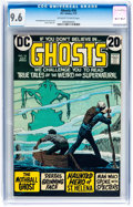 Bronze Age (1970-1979):Horror, Ghosts #16 and 21 CGC-Graded Group (DC, 1973) Condition: CGC NM+9.6.... (Total: 2 Comic Books)