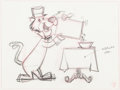 Animation Art:Production Drawing, Snagglepuss Animation Drawings Group of 13 (Hanna-Barbera,1959-62).... (Total: 13 Original Art)