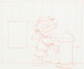Animation Art:Production Drawing, Top Cat Animation Drawings Group 7 (Hanna-Barbera, 1962)....(Total: 7 Original Art)