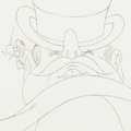 Animation Art:Color Model, Dumbo Timothy Mouse and Ringmaster Color Model (Walt Disney,1941)....