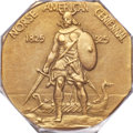 1925 Medal Norse Gold PR65+ PCGS. CAC