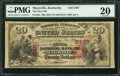 National Bank Notes:Kentucky, Maysville, KY - $20 1875 Fr. 434 The First NB Ch. # 2467. ...