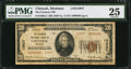 National Bank Notes:Montana, Chinook, MT - $20 1929 Ty. 2 The Farmers NB Ch. # 13837. ...