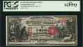 National Bank Notes:New York, New York, NY - $5 1875 Fr. 403 The Chase NB Ch. # 2370. ...