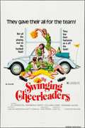 "Movie Posters:Sexploitation, The Swinging Cheerleaders & Others Lot (Anchor BayEntertainment, 1974). One Sheet (27"" X 41""). Sexploitation.. ...(Total: 3 Items)"