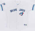Baseball Collectibles:Uniforms, 1996 Frank Viola Game Worn Toronto Blue Jays Jersey. ...