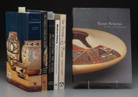 42 Books Relating to Southwest Pottery