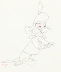Animation Art:Color Model, Dumbo Timothy Mouse Color Model Group of 3 (Walt Disney,1941).... (Total: 3 Original Art)