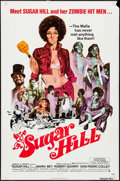 "Movie Posters:Blaxploitation, Sugar Hill (American International, 1974). One Sheet (27"" X 41""). Blaxploitation.. ..."