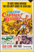 """Movie Posters:Swashbuckler, The Son of Captain Blood & Others Lot (Paramount, 1963). One Sheets (2) (27"""" X 41""""), Title Lobby Cards (2) & Lobby Cards (10... (Total: 14 Items)"""