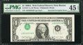 Error Notes:Inverted Third Printings, Fr. 1917-A $1 1988A Federal Reserve Note. PMG Choice Extremely Fine45 EPQ.. ...