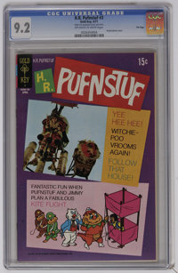 H.R. Pufnstuf #3 - File Copy (Gold Key, 1971) CGC NM- 9.2 Off-white to white pages