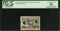 Fractional Currency:Second Issue, Milton 2E50f.4 50¢ Experimental Second Issue Face PCGS Apparent Very Choice New 64.. ...