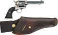Handguns:Single Action Revolver, Inscribed Colt Single Action Army Revolver....
