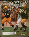 Football Collectibles:Programs, 1960 Green Bay Packers Yearbook - Team's First Yearbook in Franchise History! ...