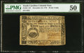 Colonial Notes:South Carolina, South Carolina December 23, 1776 $3 PMG About Uncirculated 50.. ...