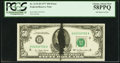 Error Notes:Ink Smears, Fr. 2119-H $50 1977 Federal Reserve Note. PCGS Choice About New58PPQ.. ...