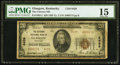 National Bank Notes:Kentucky, Glasgow, KY - $20 1929 Ty. 2 The Citizens NB Ch. # 8439. ...